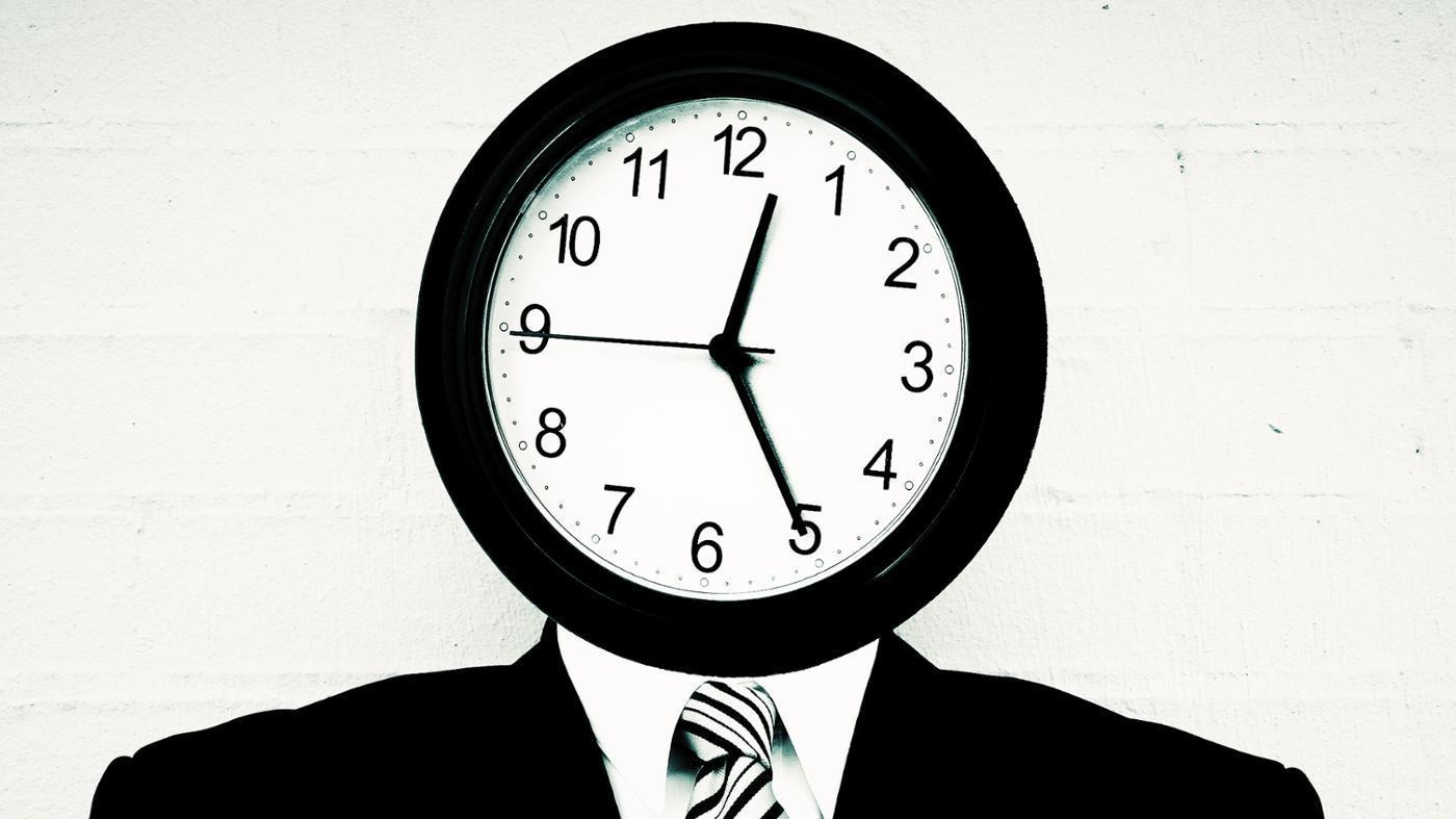Does time to and from work constitute working time?