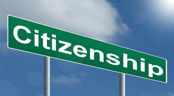 citizen: rights and duties