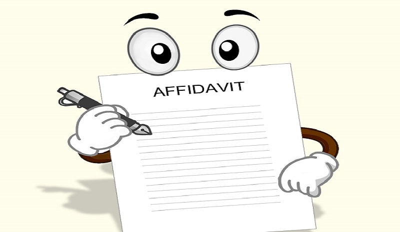Everything you need to know about an affidavit
