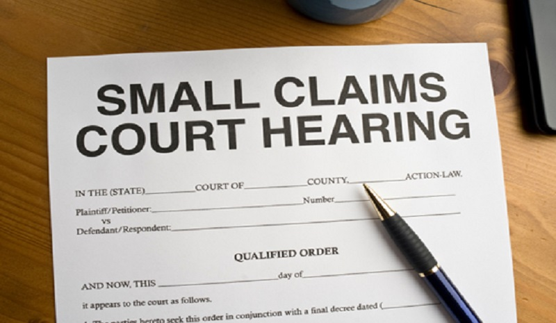All you need to know about small claims
