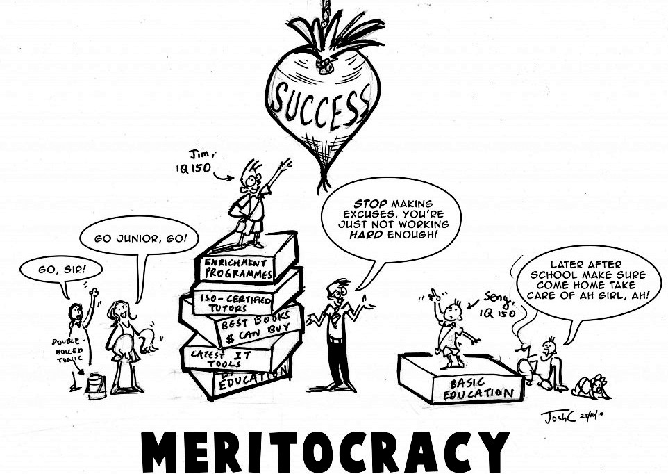 The Challenge of Meritocracy