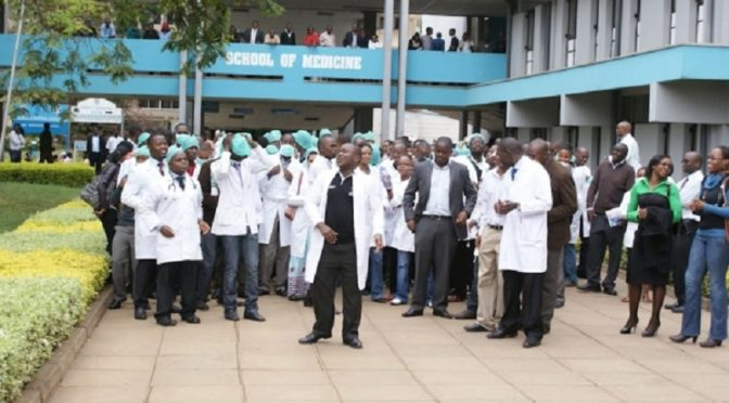 Doctors' strike