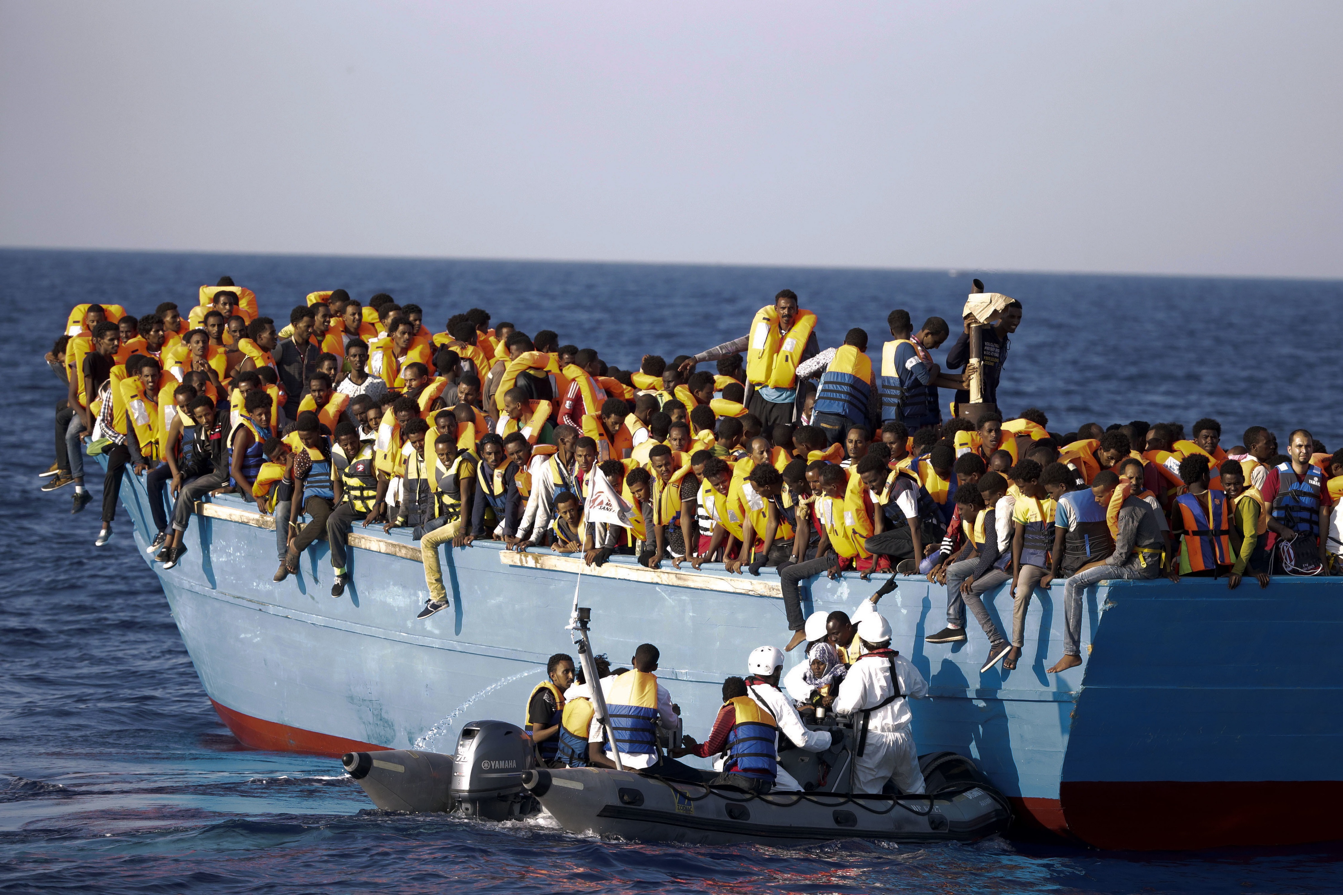 The right to asylum; is there light at the end of the tunnel or it's an incoming train?