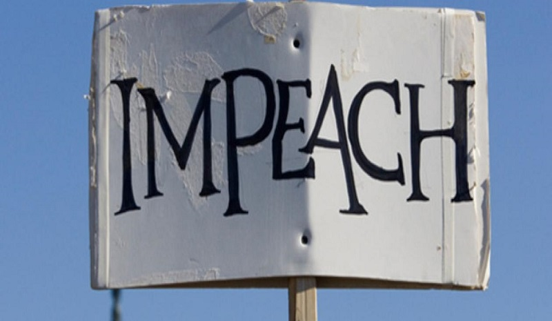 Impeaching a president: Severing the social contract