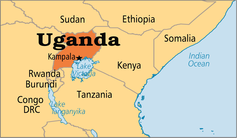 Know your country: Key civic facts about Uganda