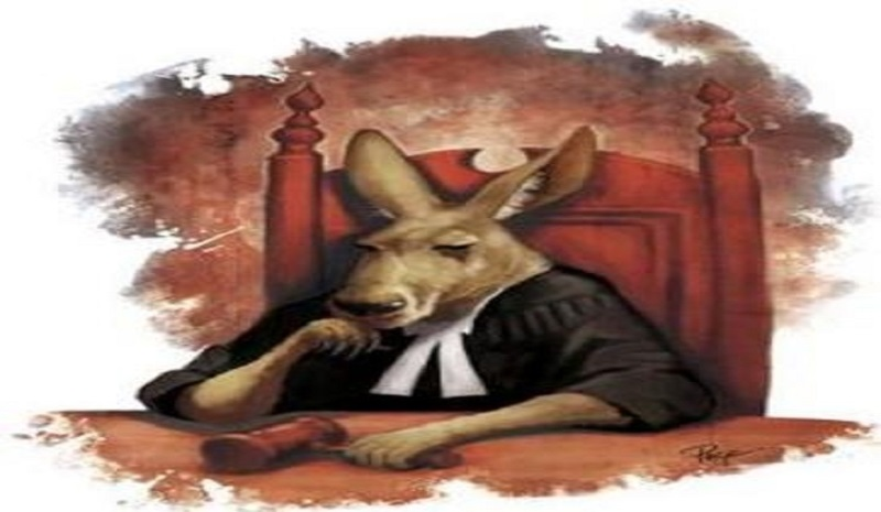 Kangaroo courts and fake justice